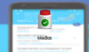 یادآور مصرف دارو Medica