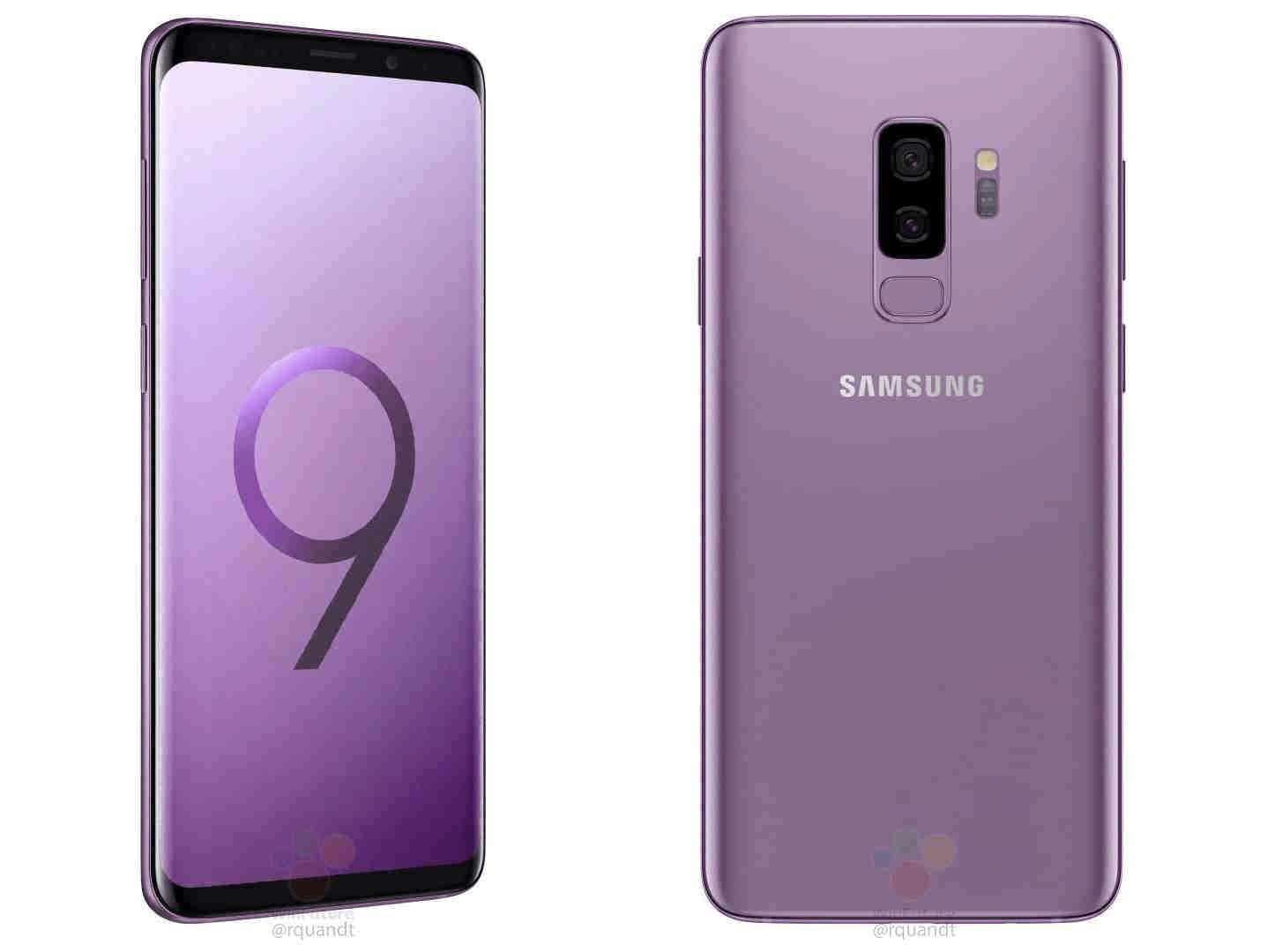 سامسونگ Samsung Galaxy S9 و Galaxy S9 Plus