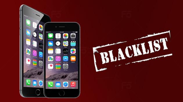 برنامه بلک لیست آیفون – Blacklist for ios