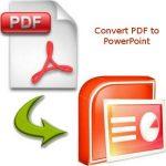 آموزش تبدیل فایل پاور پوینت Power point به فایل پی دی اف PDF