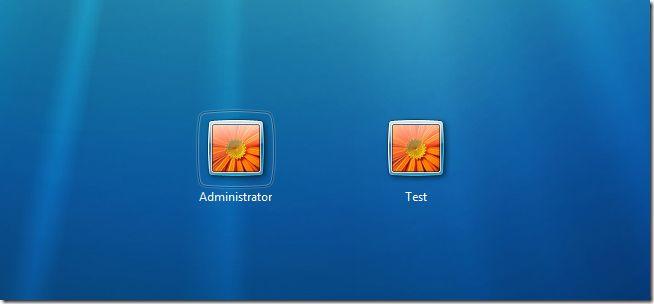 فعال کردن یوزر ادمین ویندوز administrator user