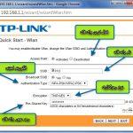 کانفیگ کردن مودم های TP-LINK
