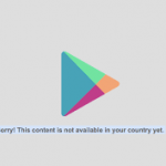 حل مشکل این برنامه در کشور شما در دسترس نیست در گوشی های اندروید – this app is not available in your country