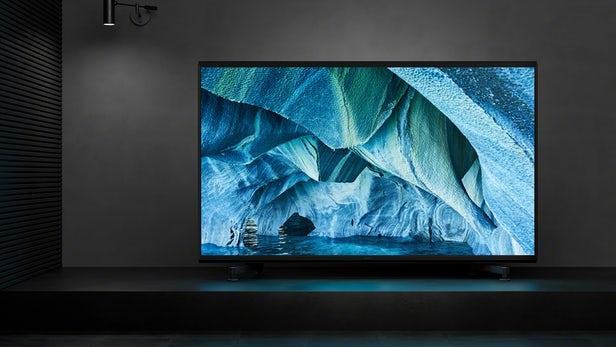 سونی در نمایشگاه CES از تلویزیون ۸K خود رونمایی کرد