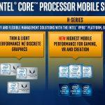 اینتل به صورت رسمی از مشخصات CPUهای سری H نسل۹ خود رونمایی کرد