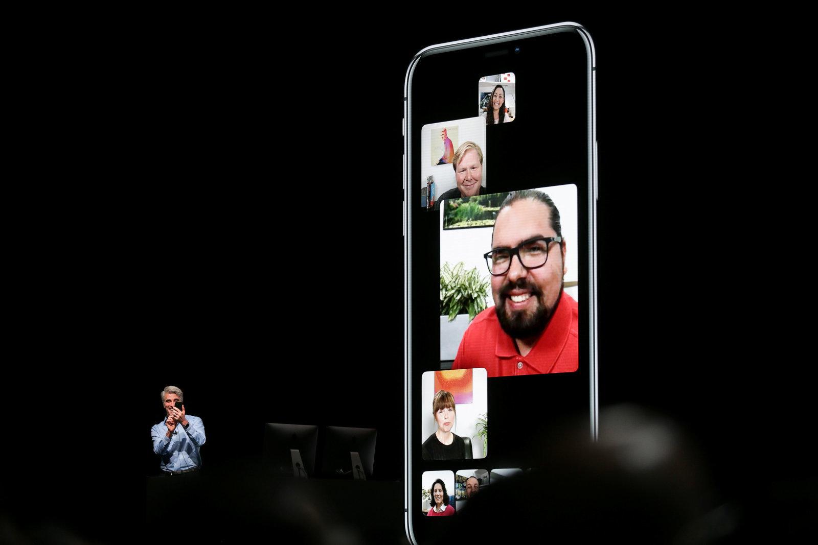 آپدیت باگ فیس تایم اپل به تاخیر افتاد!