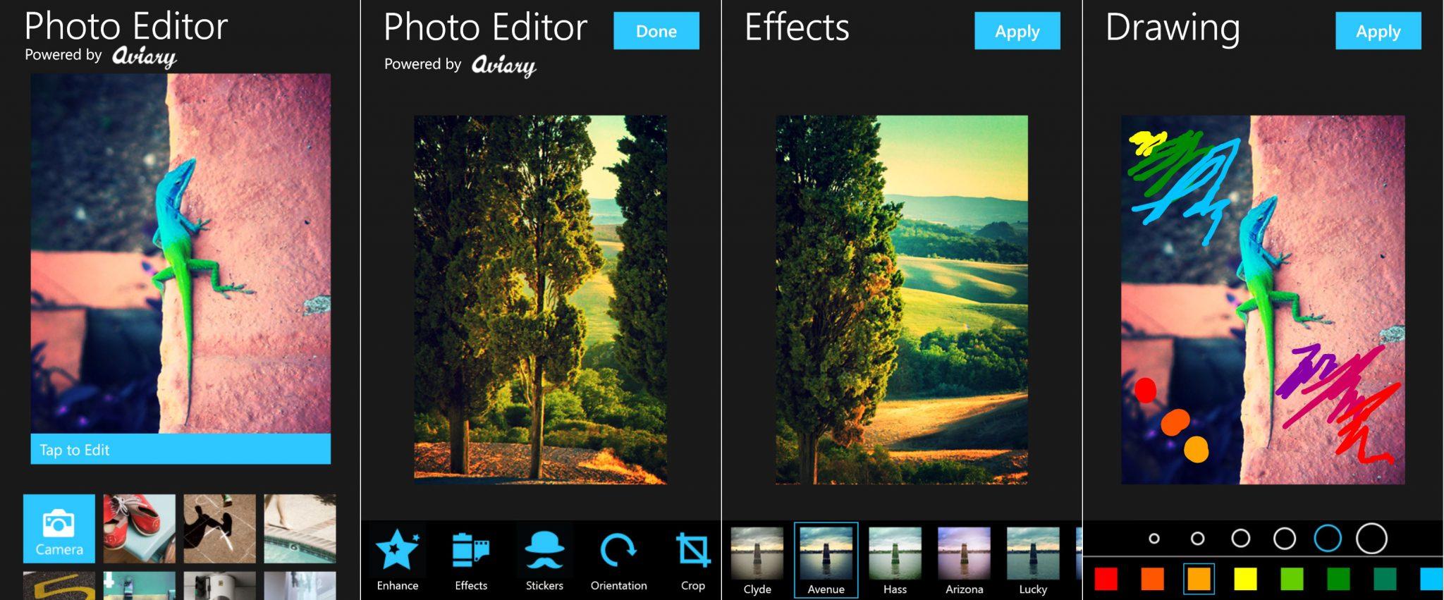 ۷ تا از بهترین برنامه های ویرایشگر عکس (photo editor) برای گوشی های اندروید