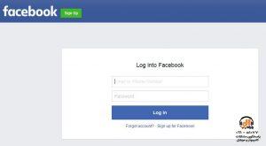 روش حذف اکانت فیس بوک