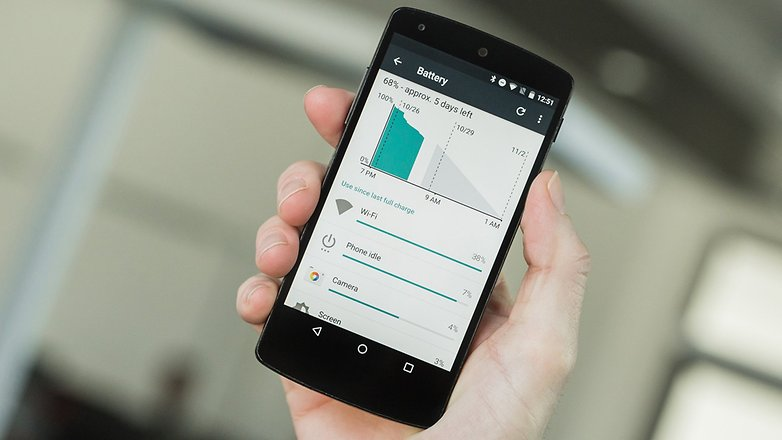 solve battery consumption after changing rom