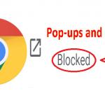 آموزش بستن و حذف پاپ آپ در کروم کامپیوتر، اندروید و آیفون | حذف تبلیغات گوگل کروم