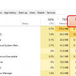 مشکل هارد دیسک ۱۰۰% در تسک منیجر