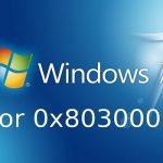 خطای ۰X80300024 در هنگام نصب ویندوز