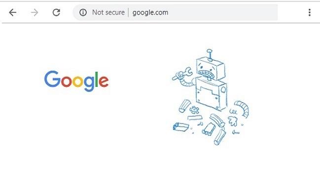 باز نشدن مرورگر هنگام اتصال به اینترنت