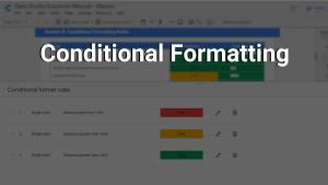 Conditional-Formatting