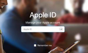 ساخت apple id