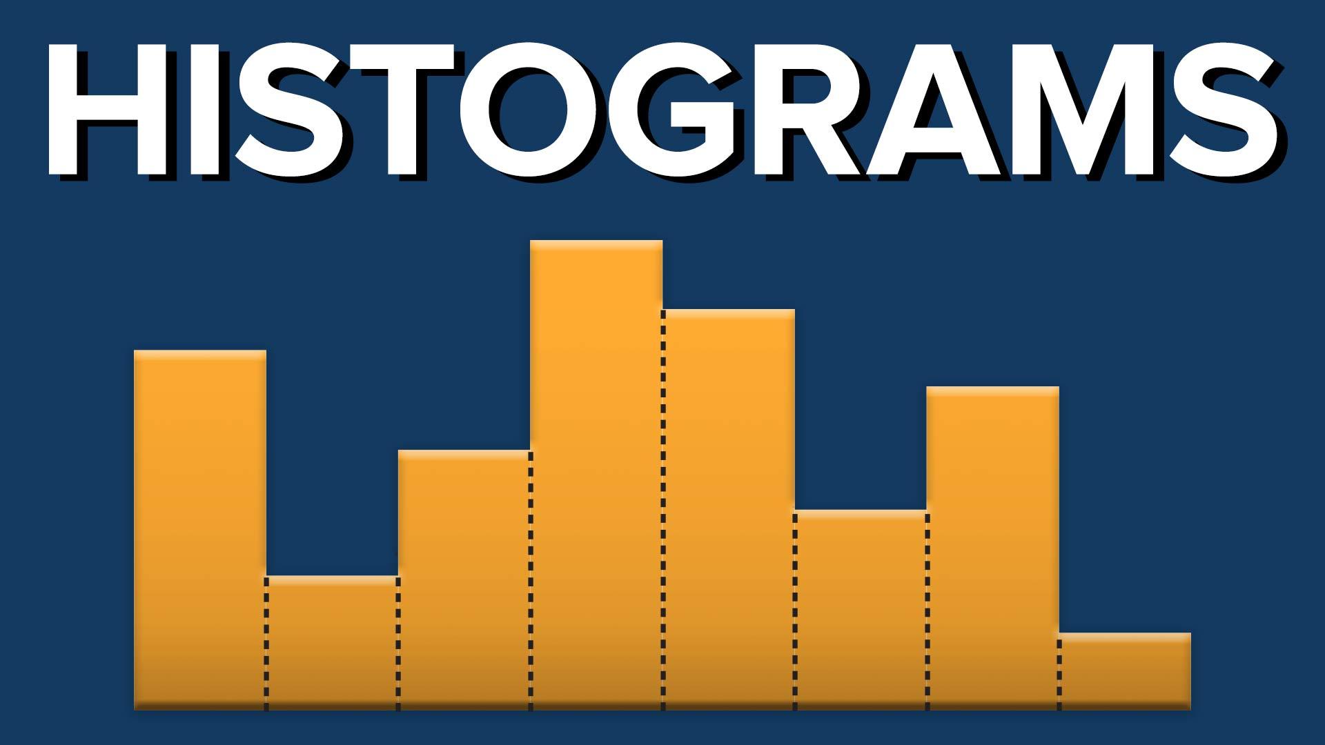 چگونه در اکسل نمودار هیستوگرام رسم کنیم