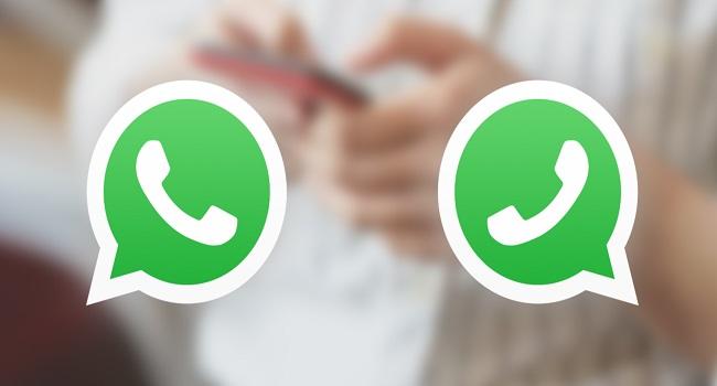 استفاده از چند واتساپ همزمان روی یک گوشی اندروید و ios