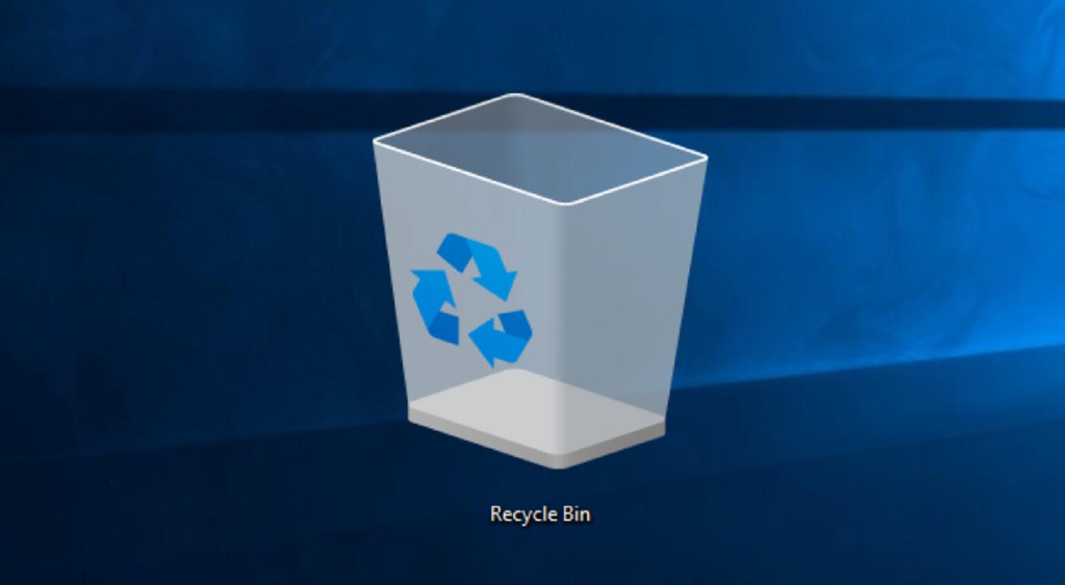 خالی کردن اتوماتیک سطل بازیافت (Recycle Bin)