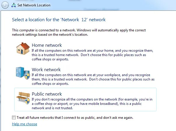 در ویندوز ۱۰ ، بر روی نماد Ethernet یا wi fi در سیستم نوار وظیفه خود کلیک کنید.