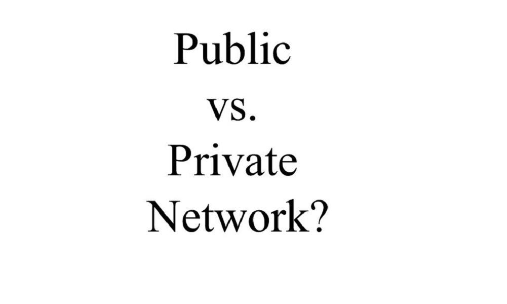 آموزش تغییر وضعیت شبکه از حالت خصوصی به عمومی در ویندوز