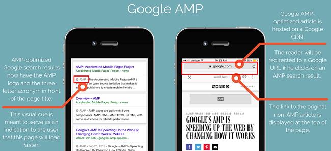 گوگل AMP چیست و چگونه میتوانید از آن برای وبسایتتان استفاده کنید؟