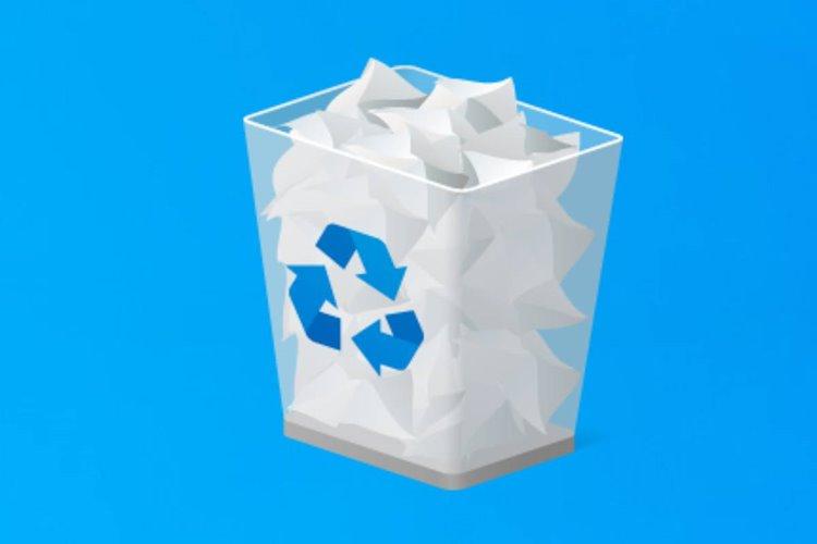 زمانبندی خالی کردن سطل آشغال ویندوز ۱۰
