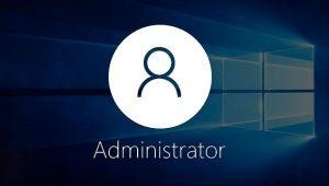 فعال کردن حساب کاربری Administrator در ویندوز ۱۰