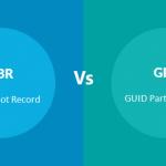 GPT  و MBR چیست