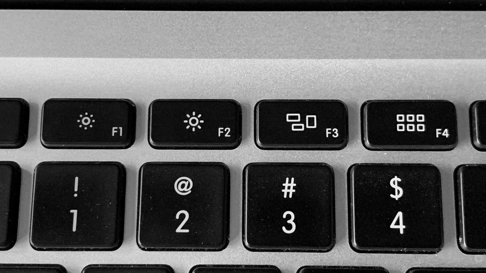 تغییر نوع عملکرد کلید Fn در لپ تاپ های ویندوزی و مک