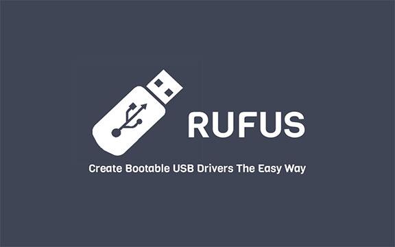 آموزش استفاده از برنامه rufus
