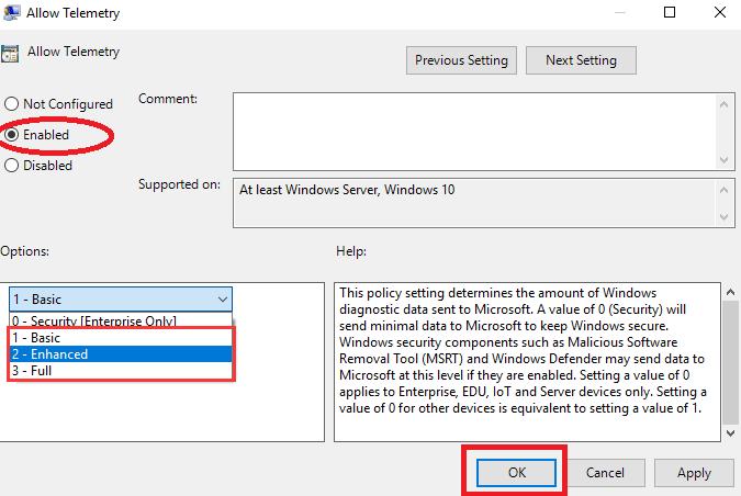 حل مشکل Your Device is Missing Important Security and Quality Fixes در ویندوز 10