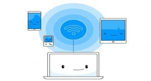 ایجاد هات اسپات در ویندوز 8