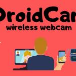 استفاده از گوشی به عنوان  webcam