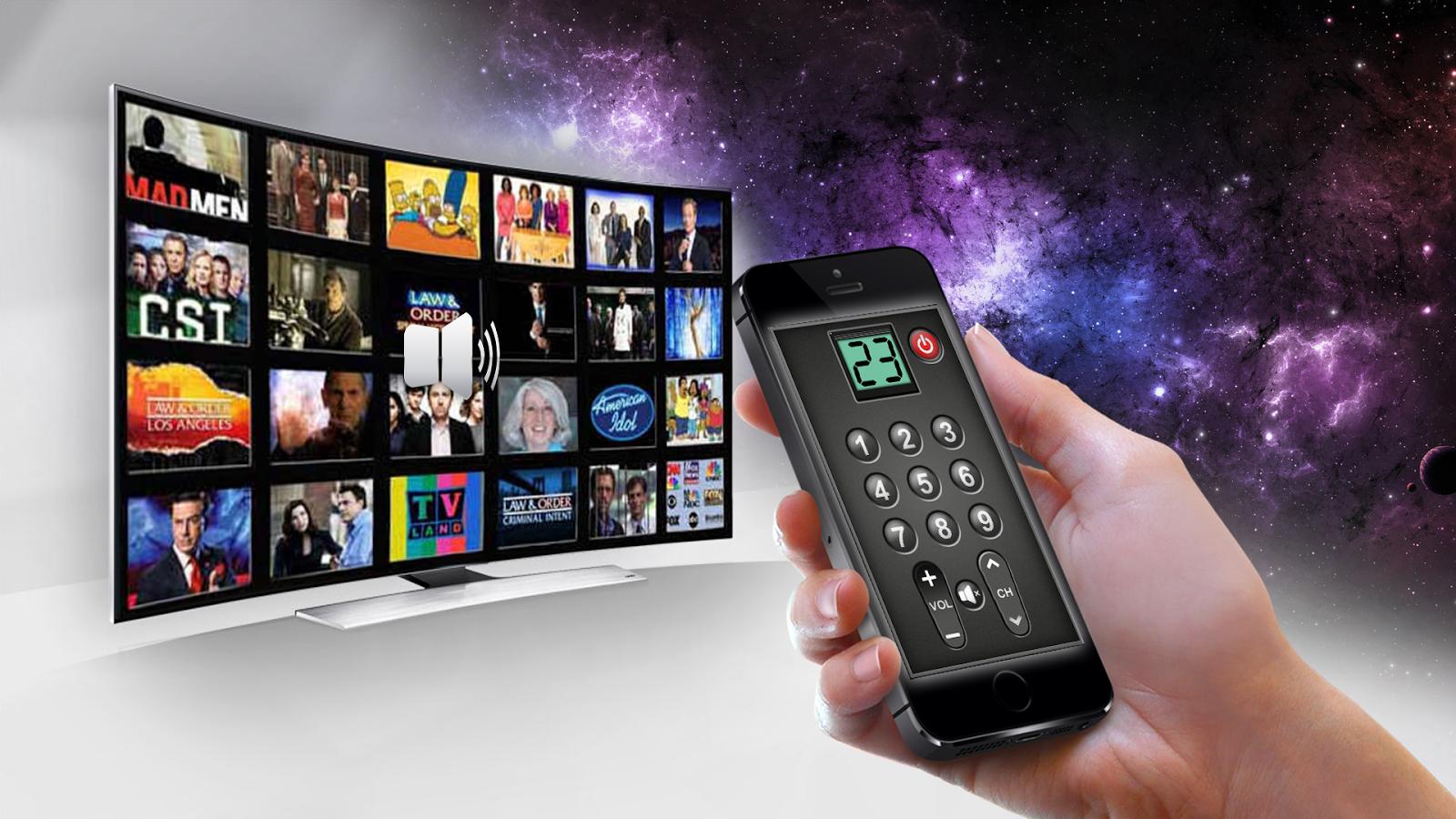 معرفی بهترین برنامه ها برای کنترل تلویزیون از موبایل