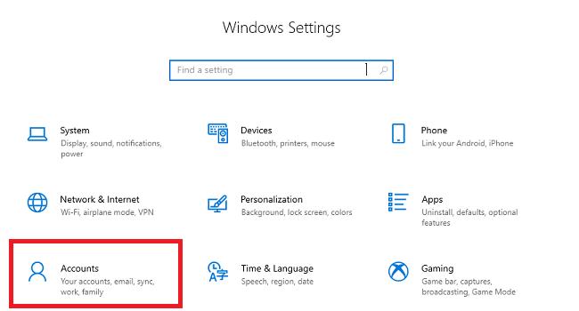 آموزش اضافه کردن یوزر جدید در ویندوز 10