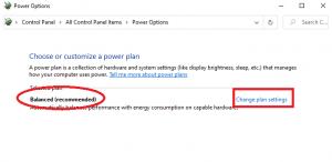 آموزش فعال کردن هشدار باتری ضعیف در لپتاپ