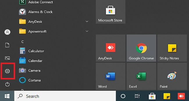 روش ریست کردن اپلیکیشنهای ویندوز 10