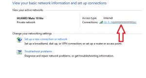 آموزش پیدا کردن رمز وایفای (WiFi)