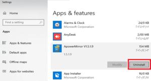 چگونه خطای There are no more files را در ویندوز 10 رفع کنیم؟