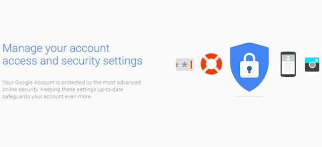 افزایش امنیت اکانت گوگل یا جیمیل (Gmail)