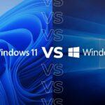 تفاوت های ویندوز ۱۱ با ویندوز ۱۰
